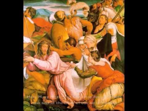 Sorrowful Mysteries- No Music & Subtitles