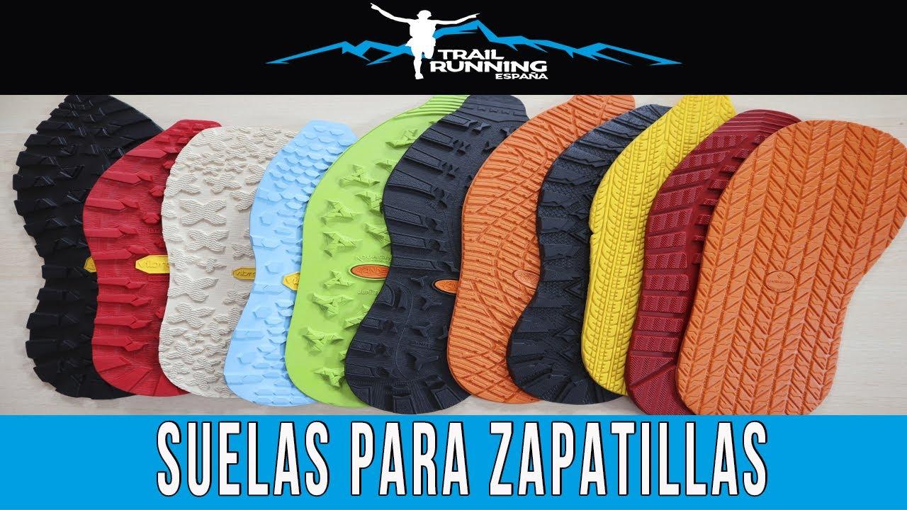 abdomen nostalgia bandera  Diferentes tipos de SUELAS para zapatillas de MONTAÑA y ASFALTO ZAPATERÍA  HIPOLA - YouTube