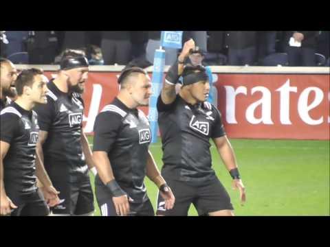 Maori Haka Chicago 2016 Usa Rugby