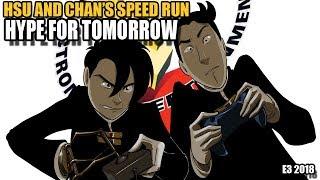 Pre-E3 2018: Hsu and Chan's Speed Run