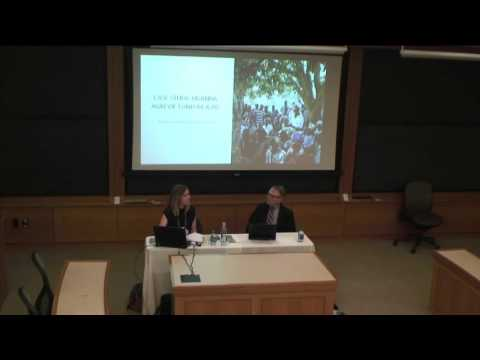 International Mediation in Complex Development Disputes