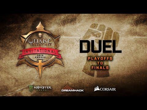 Quake Champions Invitational 2018 - DreamHack Winter - Day 3