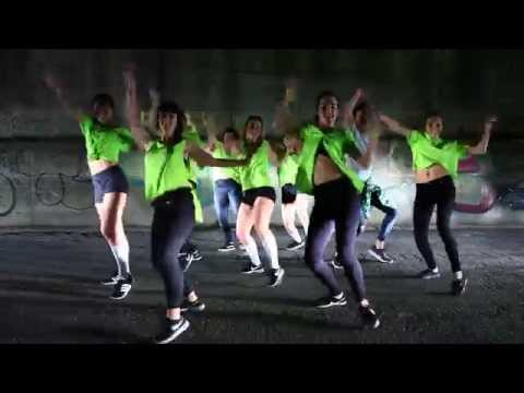 Light It Up  Major Lazer ft Nyla  Choreography  Egoitz González