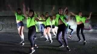 """Light It Up"" - Major Lazer ft. Nyla | Choreography by Egoitz González"