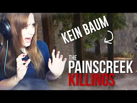 THE PAINSCREEK KILLINGS #02 - DAS.. IST.. KEIN.. BAUM!! ● Let's Play Painscreek Killings