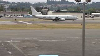 P-8A Poseidon 2nd Airplane First Flight