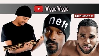 Filipe Bohlke - Wiggle Wiggle (Jason Derulo) (Cover Saxophone)