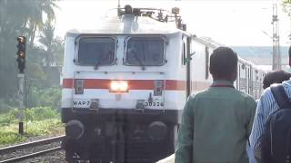 That Touching Moment when a Loco-Pilot acknowledges you with a honk and headlight : Indian Railways