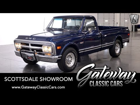 1972 GMC 2500 for sale Gateway Classic Cars of Scottsdale #599