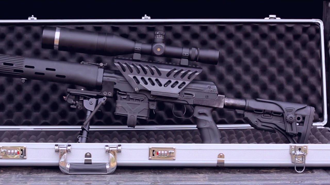 SVDM modernized version of good ol' SVD  : guns