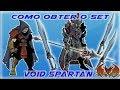 ►AQW◄ Como Obter a Void Spartan (2017).