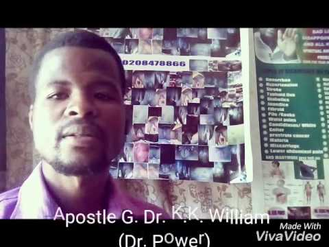 Dr. Power herbal clinic we heal spiritually and physically.... just call