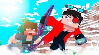 ЖЕСТКАЯ БИТВА АЙСМЕНОВ В МАЙНКРАФТЕ! Minecraft Ice Wars