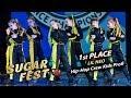 LIL NEO 🍒 1st PLACE - Hip-Hop Crew Kids Profi 🍒 SUGAR FEST Dance Championship