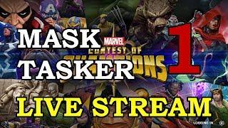 Taskmaster Arena - Round 2 - Part 1 | Marvel Contest of Champions Live Stream