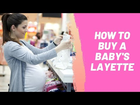 How to Buy a Baby's Layette