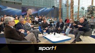 Zoff zwischen den Bayern-Bossen? Das sagt Hoeneß | SPORT1 CHECK24 DOPPELPASS