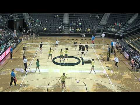 University of Oregon vs. Arizona State University 2016