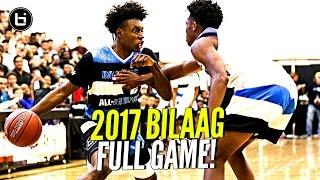 2017 ballislife all american full game! collin sexton, jaylen hands, ethan thompson, b mccoy & more!