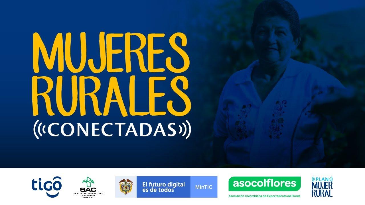 Mujeres Rurales Conectadas