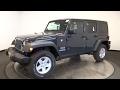 2017 Jeep Wrangler Unlimited Norco, Corona, Riverside, San Bernardino, Ontario 17J421