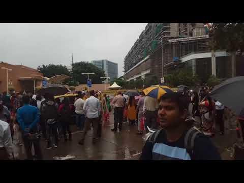 usa embassy in mumbai/bombay  interview tarffic
