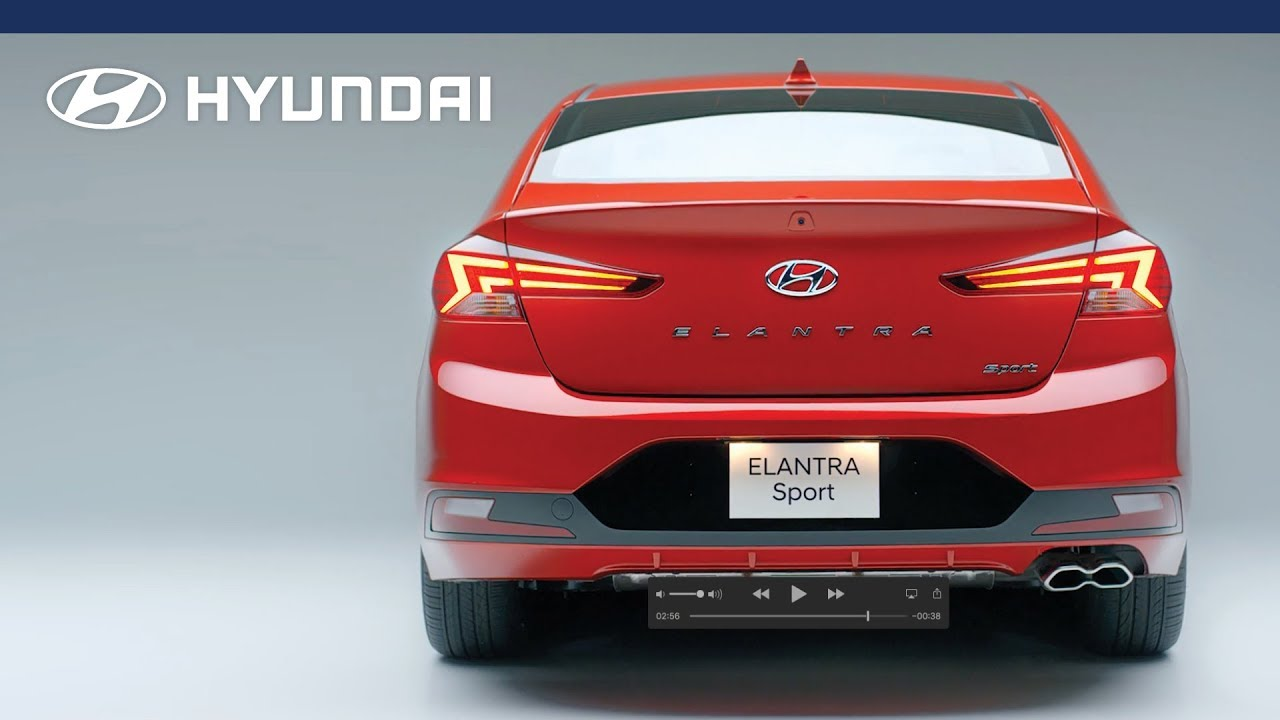 ELANTRA Sport 2020   Découvrir le produit   Hyundai Canada