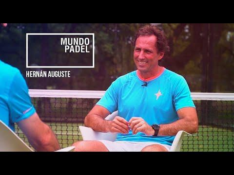 "Mundo Padel programa 72 - Hernán ""Bebe"" Auguste"