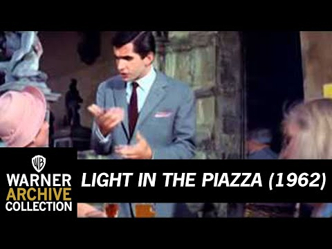 Light in the Piazza  P
