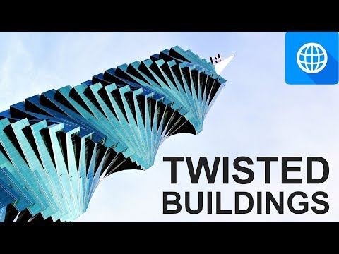 20 Tallest Twisted Buildings in the World