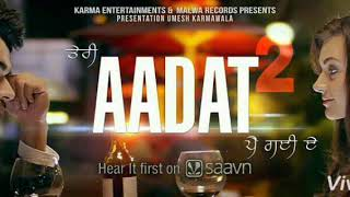 Ninja new song 'Aadat 2'