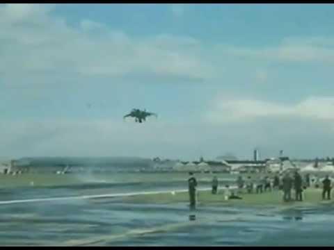 Farnborough Airshow - 1962 (in colour)