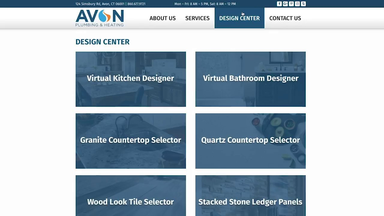 Kitchen & Bath Online Design Center - YouTube