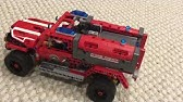 Lego Technic 42075 First Responder Rc Mod Youtube