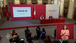 Conferencia de Prensa: #Coronavirus #COVID19 | 23 de abril de 2020 #UnidosSaldremosAdelante