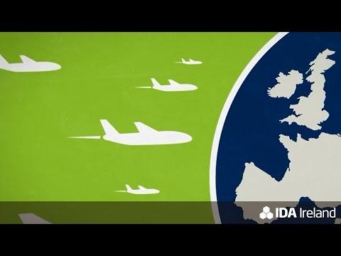 Ireland Flies High In Aviation Leasing