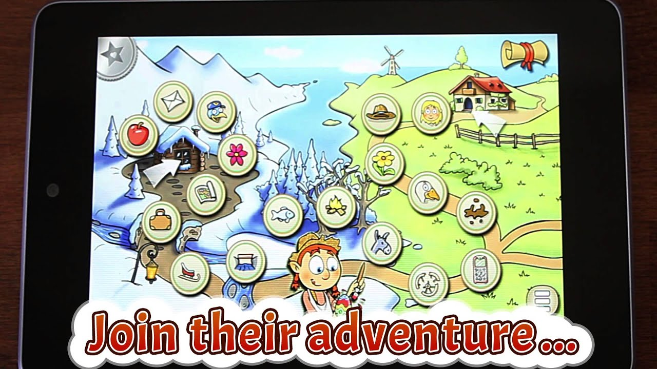 farmfriends an elf adventure story and games for kids android