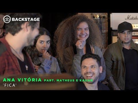 Backstage Vip - Antória part.Matheus e Kauan Fica