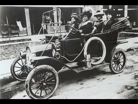 Madam C.J. Walker: She Built a Beauty Empire from the Ground Up - Entrepreneurship (2001)