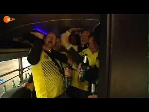 BVB feiert Meisterschaft 2012: Schwarz-gelber Freudentaumel
