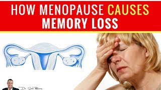 🤕 How Menopause Causes Memory Loss & How To Reverse It - by Dr Sam Robbins