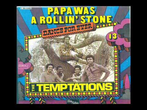 The Temptations - Papa was a Rolling Stone - A Tom Moulton - Danny Whitfield Super Mix