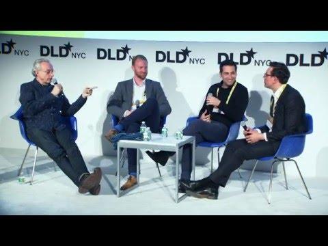 Fintech – The Next Bubble (Jack Harris, Shachar Bialick, C.Angermayer, D.Kirkpatrick) | DLDnyc 16