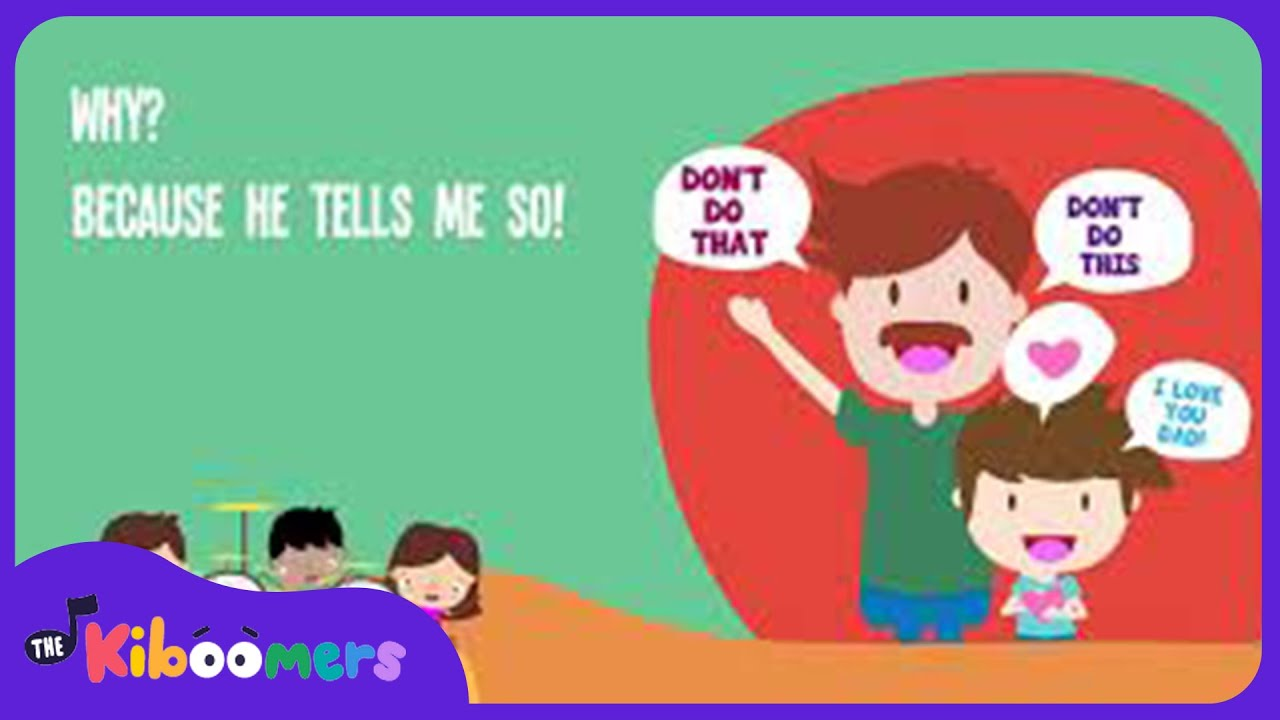 Sometimes Dad Says Song for Kids | Father's Day Songs for ...