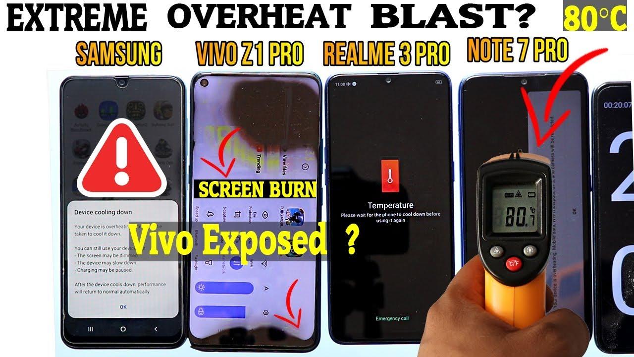 Download 80°C OVERHEAT BLAST? VIVO Z1 PRO # RELAME 3 PRO#REDMI NOTE 7 PRO#SAMSUNG