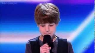 Repeat youtube video Baby Justin Bieber First Concert X Factor USA (Video_EditionLimited)