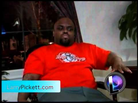 CeeLo Green sits down with Larry Pickett