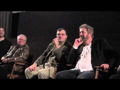 Transformers/GIJoe: The Movies Panel- Michael Bell, Flint Dille, Buzz Dixon, Neil Ross & more