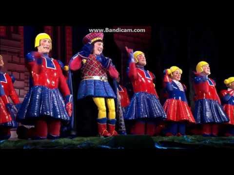 Shrek The Musical What's Up, Duloc