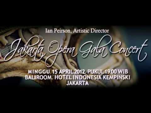 Jakarta Opera Gala Concert - The Resonanz, 28 Maret 2012